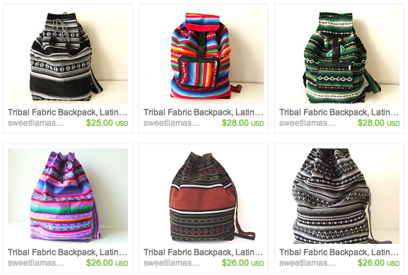 south american clothes backpacks latin american style simplycyn